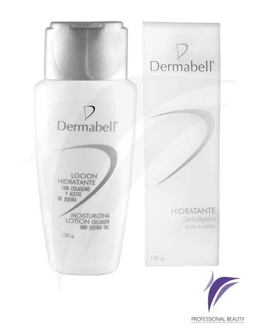 Loción Hidratante con Colágeno 130g: Fórmula balanceada con un alto poder de absorción. Aporta elasticidad a las pieles deshidratadas y secas. Combate los signos del envejecimiento.