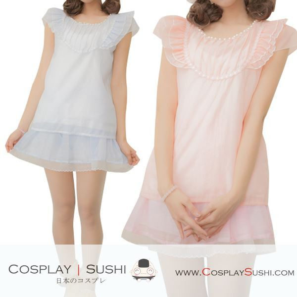 Grab our NEW Beaded Blouse! SHOP NOW ► http://bit.ly/1l5zRib Follow Cosplay Sushi for more cosplay ideas! #cosplaysushi #cosplay #anime #otaku #cool #cosplayer #cute #kawaii #blouse #Tops #adorable #fancy #elegant #clothes #fashion