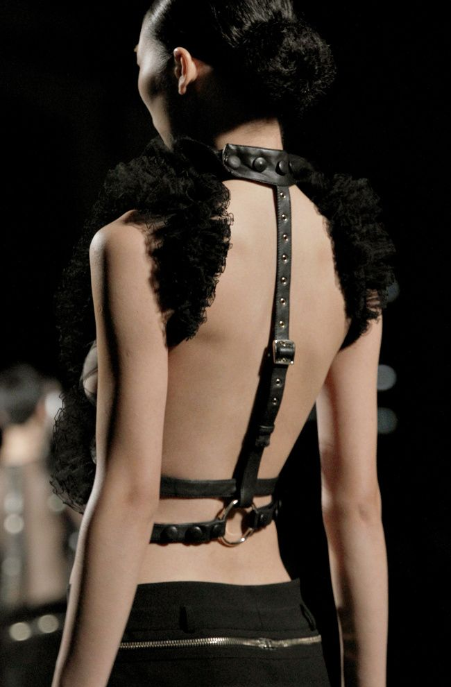 harness givenchy