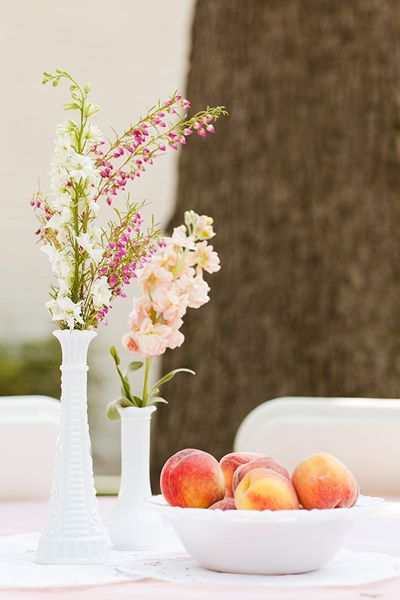 Best images about milk glass centerpieces on pinterest