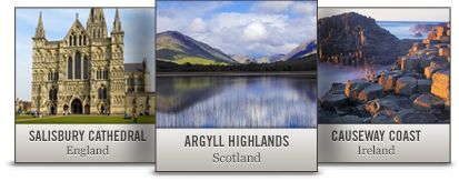 Places to visit in Great Britain & Ireland  Argyll Highlands