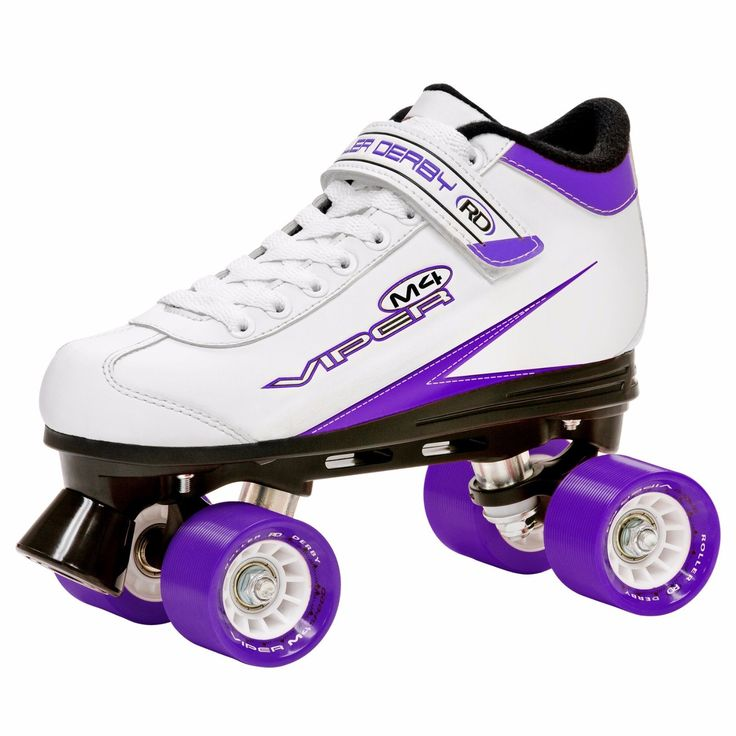 Roller Skates For Sale Girls Women Size 10 Purple Street Derby Gear For Adults