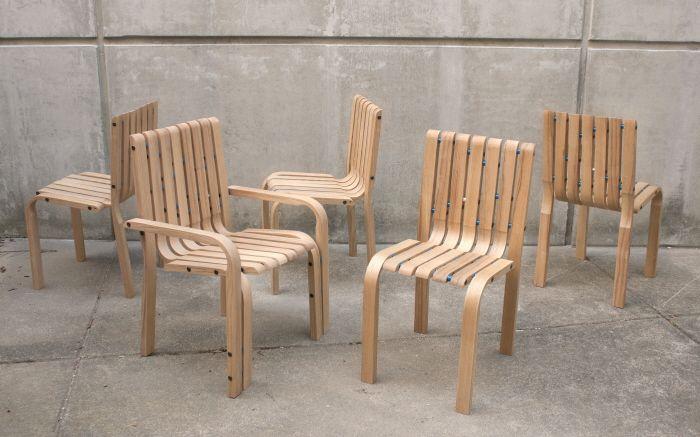 Unit Chair by William Hinnefeld at Coroflot.com