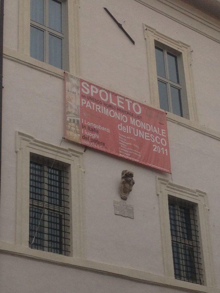 A poche ore dall'inzio di Spoleto56...