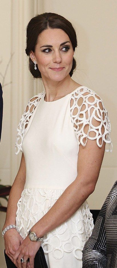 Lela Rose Dress | The Definitive Ranking Of Kate Middleton's Royal Tour Outfits