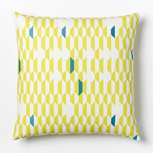 Kate Spade Saturday Shifting Shapes Pillow Cover - Northern Sun | West Elm