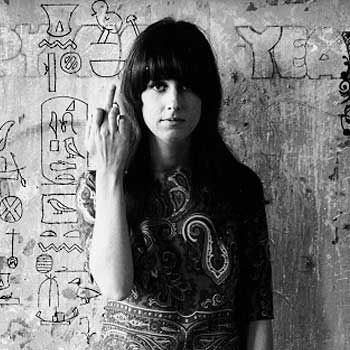 """Grace Slick circa 1967. (aka """"The Acid Queen). Lead singer of San Francisco formed rock band, Jefferson Airplane."""