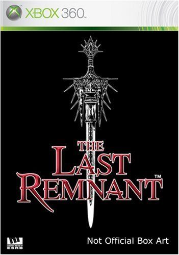 The Last Remnant... The Ultimate Remnant for the Xbox 360 is the primary role-enjoying recreation in a brand new series from Sq. Enix. This sport offers breathtaking visuals simplest that you can imagine on next-era structures, a mysterious storyline full of highly effective artifacts, and a major battlefield where you'll be surrounded via numerous foes and pals alike. - See more at: http://gamesohho.myonlinebiz4u2.com/games/role-playing/the-last-remnant-xbox-360-com/#sthash.CJK9gg3R.dpuf