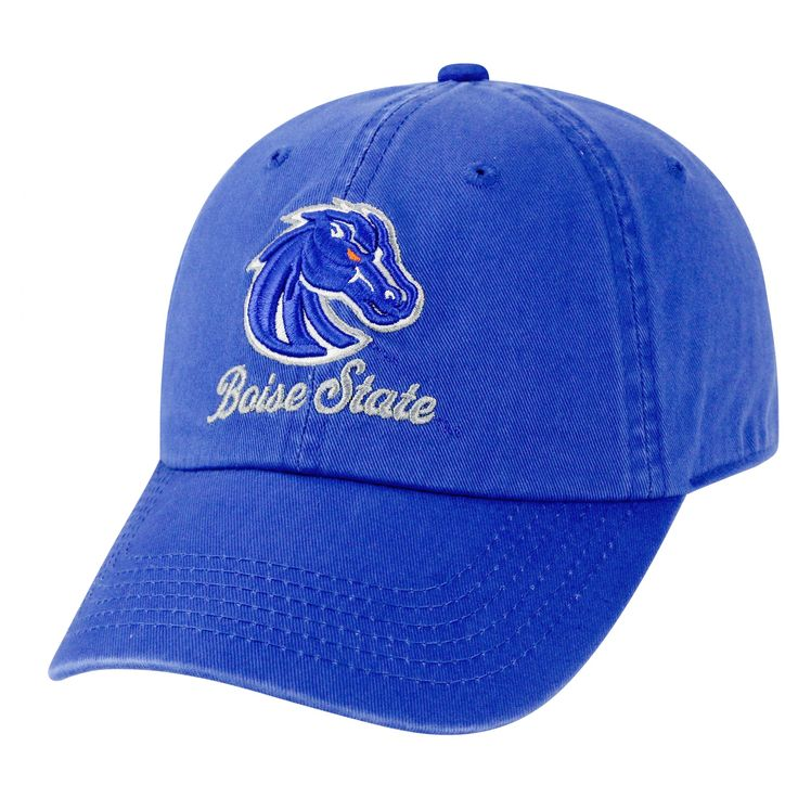 Baseball Hats NCAA Boise State Broncos Team Color, Women's