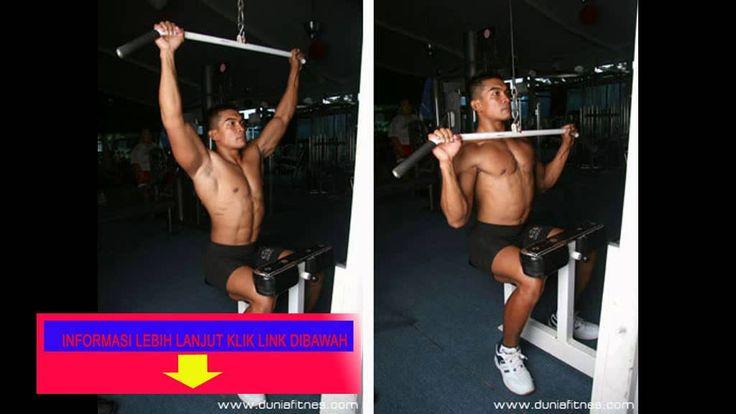 latihan otot lengan untuk lebih kuat secara aman