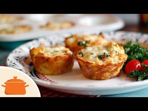 Muffin Misto Quente | Panelaterapia