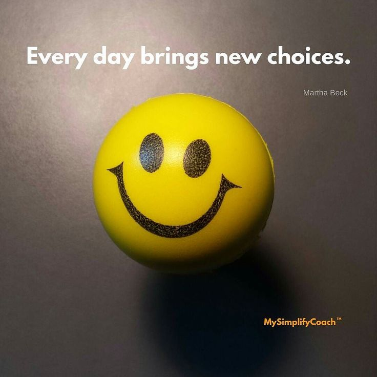 Everyday brings new choices. (Martha Beck) #quote #mysimplifycoach