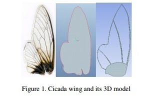 International Journal of Recent Advances in Mechanical Engineering (IJMECH)     ISSN: 2200 - 5854    http://wireilla.com/engg/ijmech/index.html    DYNAMIC AERODYNAMIC-STRUCTURAL COUPLING NUMERICAL SIMULATION ON THE FLEXIBLE WING OF A CICADA BASED ON ANSYS    http://wireilla.com/engg/ijmech/papers/3414ijmech04.pdf    ABSTRACT     Most biological flyers undergo orderly deformation in flight, and the deformations of wings lead to complex fluid-structure interactions. In this paper, an…
