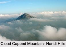 Nandi Hill is one of the prominent tourist spots in Karnataka. For more visit the page. #hills #mountains #travel