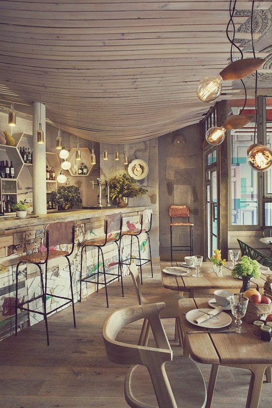 92 best Vintage restaurants design images on Pinterest Home ideas