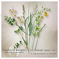 CU Botanical Garden vol.2