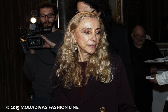 Franca Sozzani: her life pages between fashion and passion  by Carmela Trabacco .  photo by Giuseppe Spena