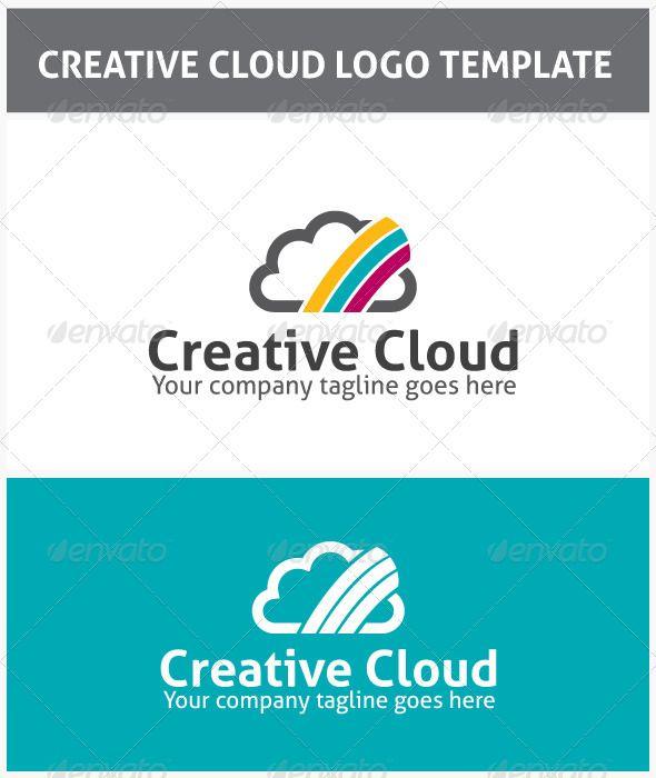 Creative Cloud Logo - Nature Logo Templates