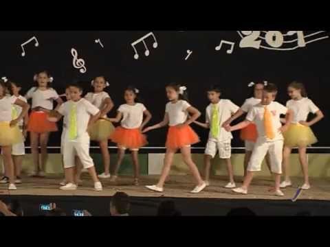 Primaria 4º D Thalia & Maluma FIESTA FIN DE CURSO 2016 CEIP NTRA. SRA DE ARACELI - YouTube