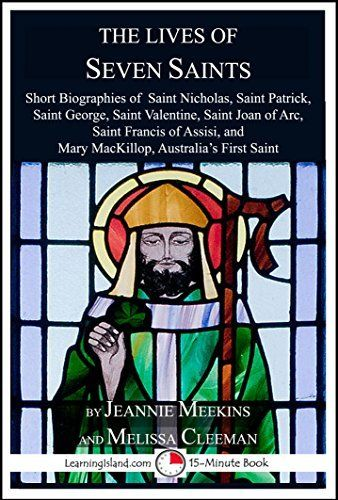 The Lives of Seven Saints (15-Minute Books Book 1203) by Jeannie Meekins, http://www.amazon.com/dp/B00QLEBNXC/ref=cm_sw_r_pi_dp_znlRub0Y2FQEJ