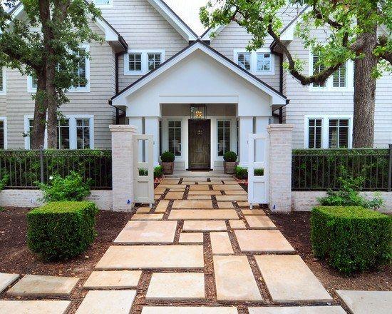 36 best Créer une allée de dalles ! images on Pinterest Diy - pose dalle terrasse sur beton