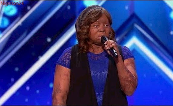 Kechi Okwuchi - Emotional Performance at American Got Talent 2017 HD