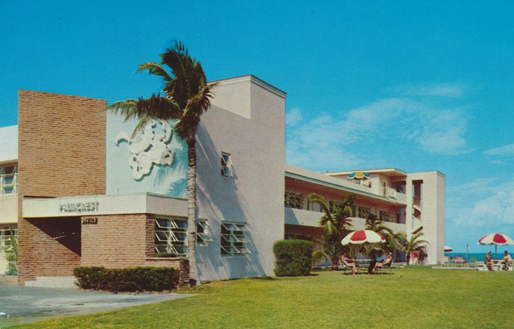 Palmcrest Miami Beach, Florida Motel miami beach