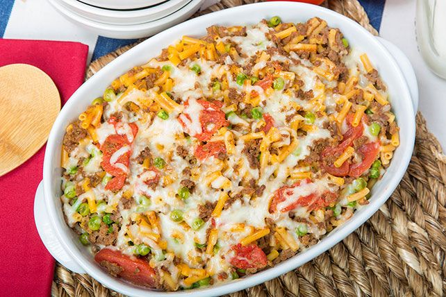You don't have to be marooned on an island in the South Pacific with nothing but coconuts in order to love this lusciously cheesy macaroni…