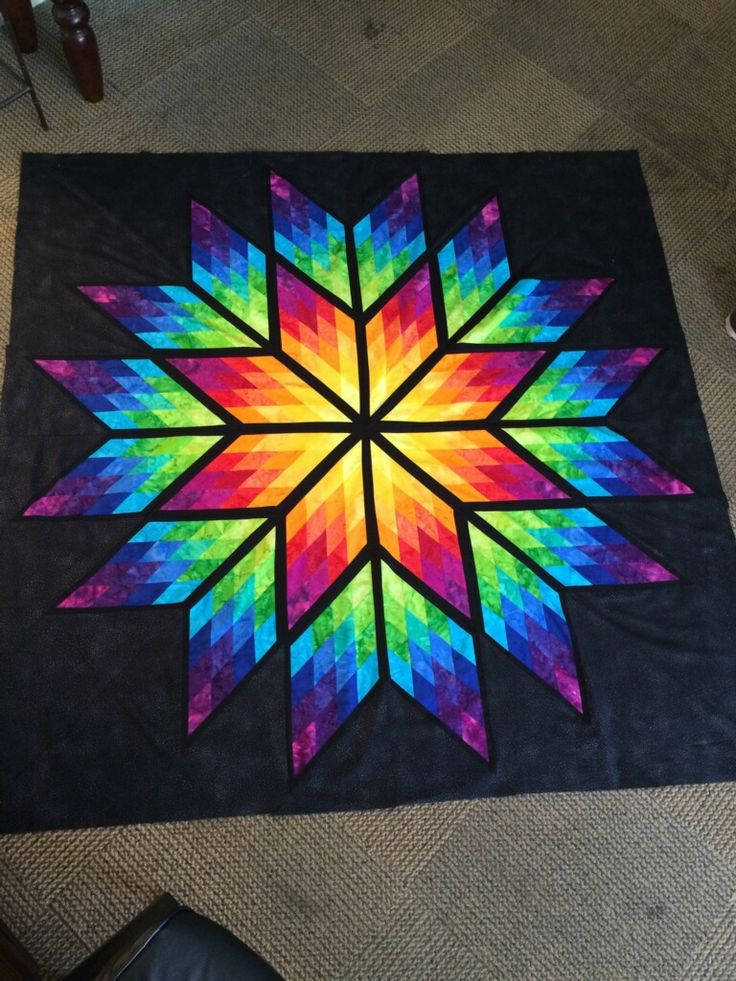 110 Best Star Quilts Images On Pinterest Star Quilts