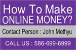 Custom vinyl banner for how making money online. Design your custom vinyl banner in cheap rate at bannerbuzz.ca only in $6.99.