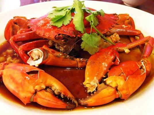 Tips Memilih Kepiting Saat di Restoran
