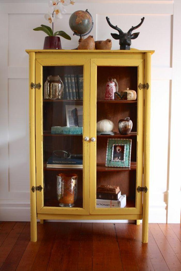 relooker meuble meuble vitrine