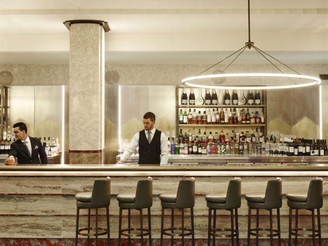 Primus Hotel Sydney - Lobby Bar 2