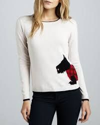 Scottish Terrier Sweater