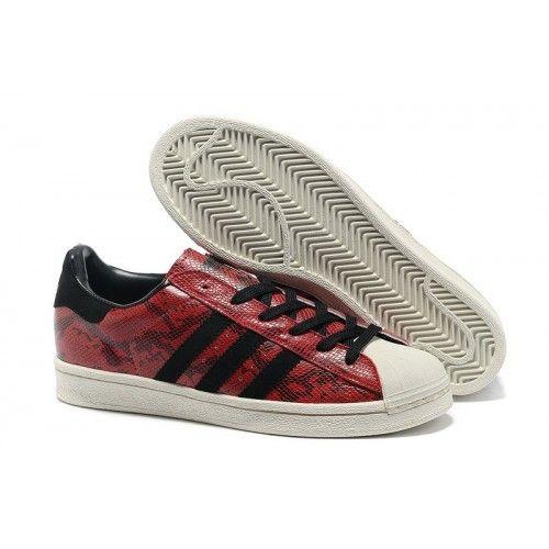 Adidas Superstar Online - Bambas De Mujer Adidas Originals Superstar Lotus Print Rosas Print/Blancas B35839