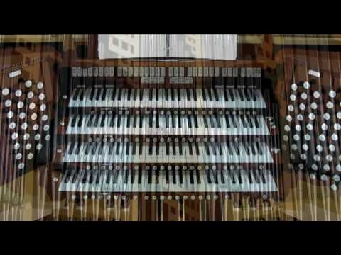 """Richard Wagner's Ride of the Valkyries re-arranged for organ. Recorded on a 4 manual 108 rank 1927 Casavant rebuilt by Schantz in 2001 and installed at St. Andrews Lutheran Church in Mahtomedi, MN.  (Richard Wagners """"Ritt der Walküren"""" als Orgel-Arrangement)"""