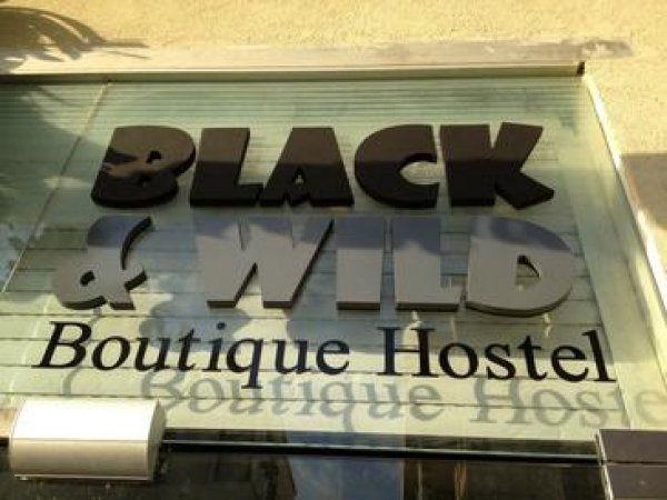 Black&Wild Boutique Hostel, un ostello a Tel Aviv con uno stravagante tocco dark!