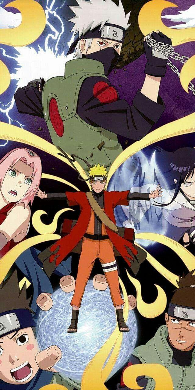 Pin de Anko em Anime Anime, Naruto, Manga