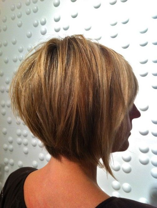 Graduated+Bob+Hairstyles+Back+View | Popular Short Haircuts for Women – Choose The Right Short Hairstyle