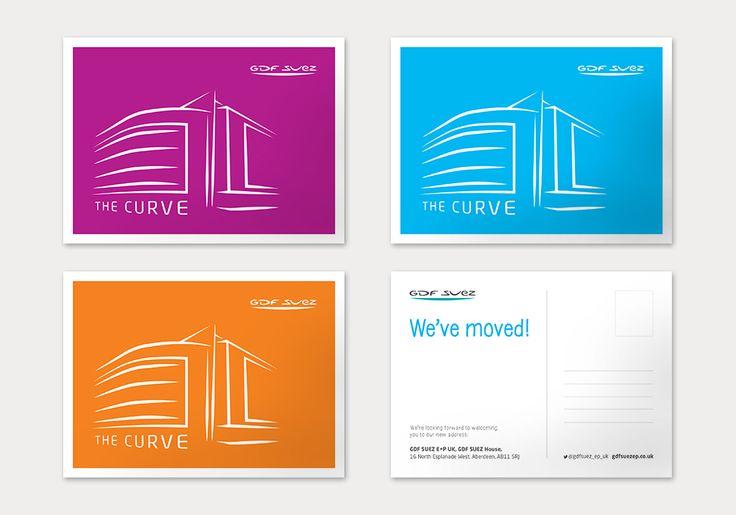 GDF Suez House Postcards