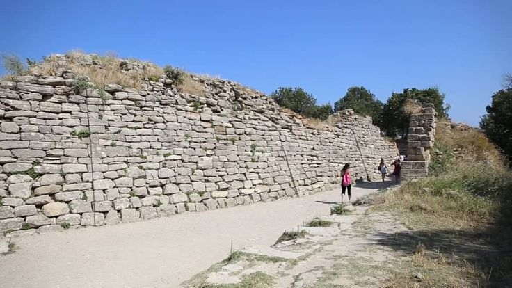 The Ancient City of Troy - Turkey on Vimeo