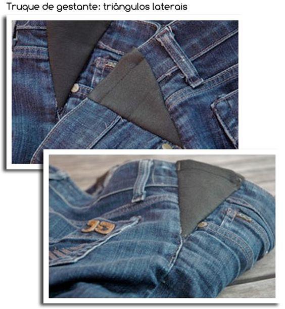 Resultado de imagem para transformar calça jeans