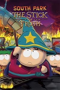 South Park and the Stick of Truth on Xbox One #southpark #xbox #xboxone #gaming