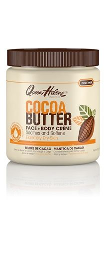 Queen Helene Cocoa Butter Crème I absoulty love this stuff this is the only Cocos butter I'll use.