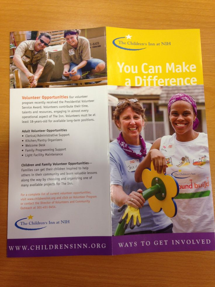 Volunteer at this childrenu0027s charity Whether looking