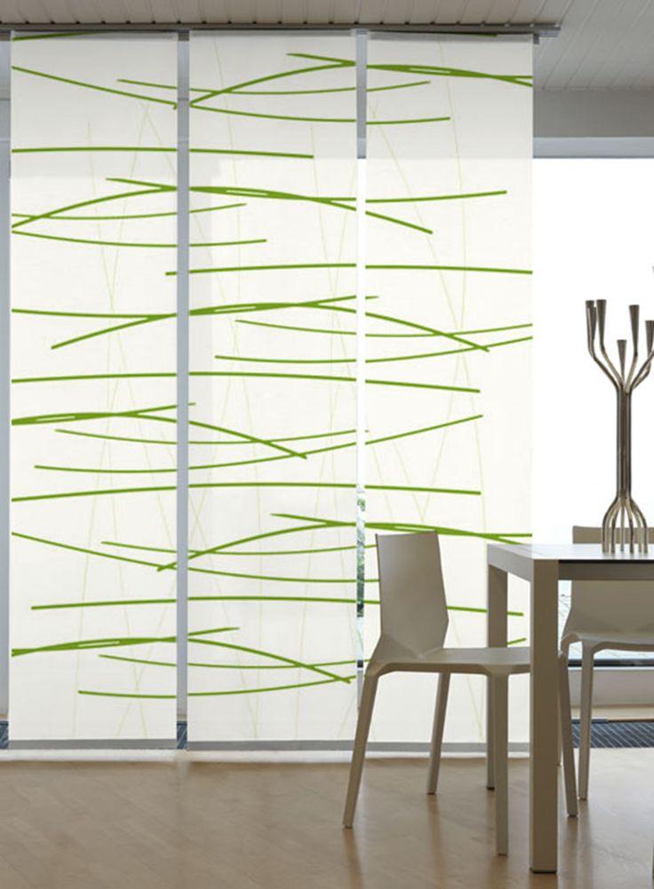 Schiebevorhänge Als Raumteiler 8 best schiebegardinen images on panel room divider