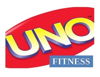 Looking to get your students moderate to vigorous physical activity? Fitness UNO is a great fitness activity that keeps ALL students moving!All you will need is a pack of UNO cards, 4 dice, and a few exercise bands. I have included cardiovascular, muscular strength/endurance, flexibility, and total body exercises designated by an UNO color. 24 exercise cards are included.Reverse, Skip, Draw 2, Wild, and Wild Draw 4 all have specific activities too!12 other smaller task cards are also…