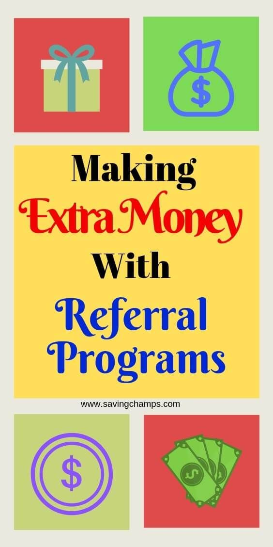 Make Money Online With Referral Programs | Best Savingchamps Money