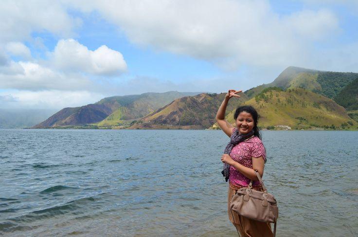 Holiday at Toba Lake after thesis trial  #Miracle #TobaLake #NorthSumatera #Indonesia #Love
