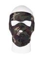 Neoprene Reversible Camo/Black Face Mask - $14.99
